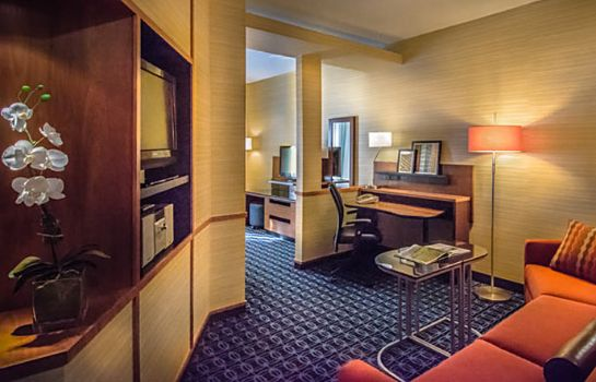 Room Fairfield Inn & Suites at Dulles Airport