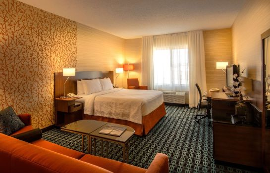 Zimmer Fairfield Inn & Suites at Dulles Airport