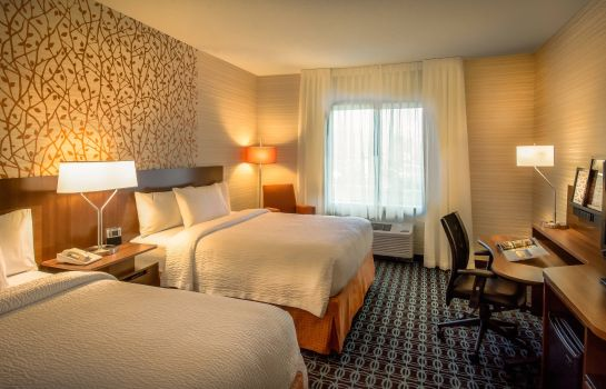 Chambre Fairfield Inn & Suites at Dulles Airport