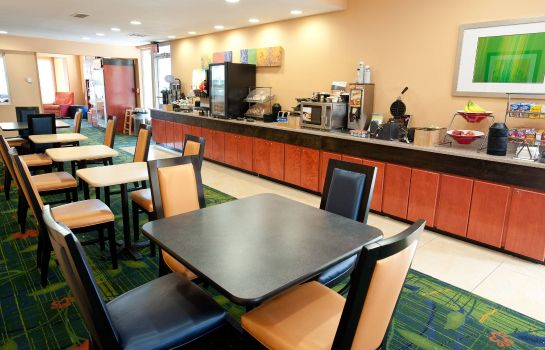 Restaurant Fairfield Inn & Suites Wichita East