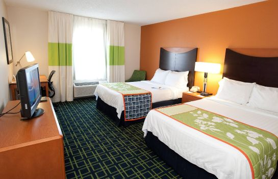 Zimmer Fairfield Inn & Suites Wichita East