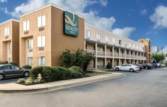 Vista exterior Quality Inn Newark
