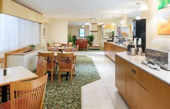 Restaurante Quality Inn Newark