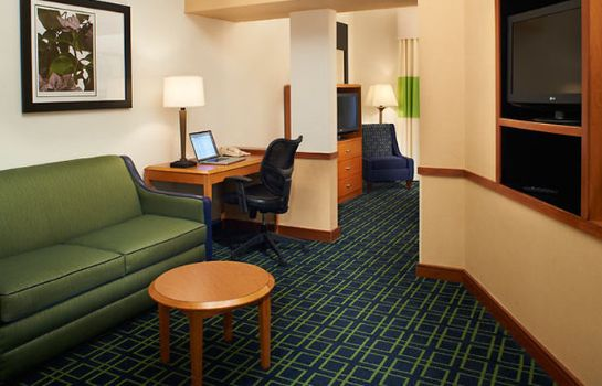 Zimmer Fairfield Inn & Suites Indianapolis East