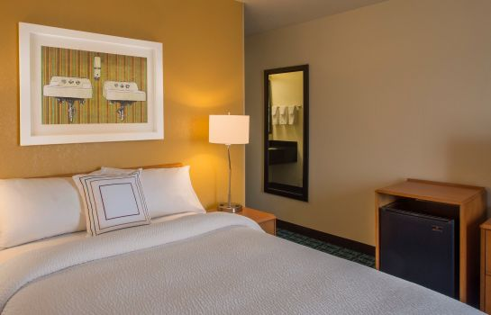 Zimmer Fairfield Inn & Suites Indianapolis Airport
