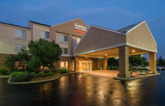 Außenansicht Fairfield Inn & Suites Indianapolis Northwest