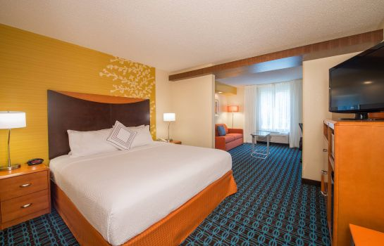 Suite Fairfield Inn & Suites Indianapolis Northwest