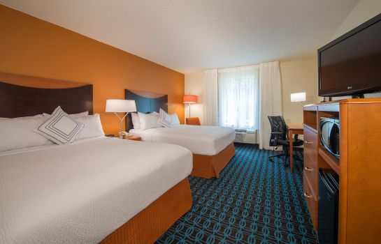 Zimmer Fairfield Inn & Suites Indianapolis Northwest
