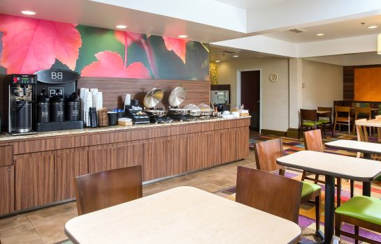 Restaurant Fairfield Inn & Suites Jacksonville Airport