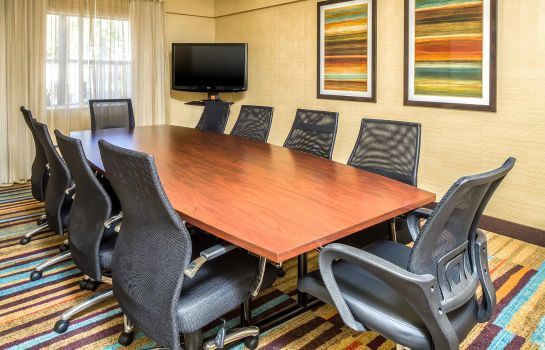 Tagungsraum Fairfield Inn & Suites Jacksonville Airport