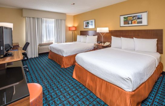 Zimmer Fairfield Inn & Suites Jacksonville Airport