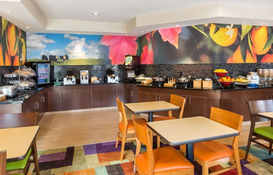Restaurant Fairfield Inn & Suites Lafayette