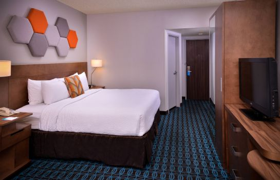 Zimmer Fairfield Inn Las Vegas Convention Center