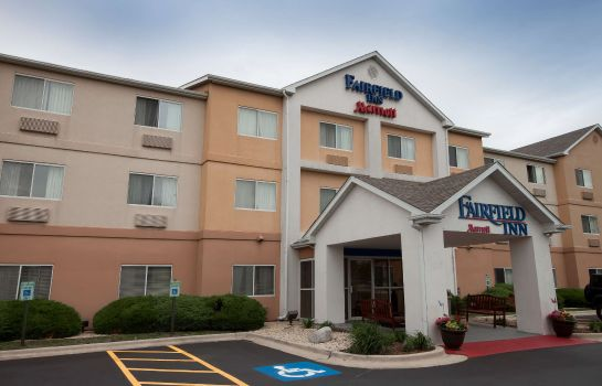Außenansicht Fairfield Inn Joliet South