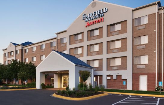 Vista exterior Fairfield Inn & Suites Minneapolis Bloomington/Mall of America