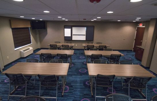 Conference room Fairfield Inn & Suites Lancaster Fairfield Inn & Suites Lancaster