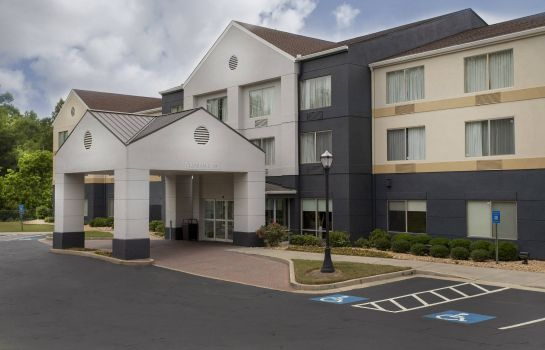 Buitenaanzicht Fairfield Inn & Suites Macon