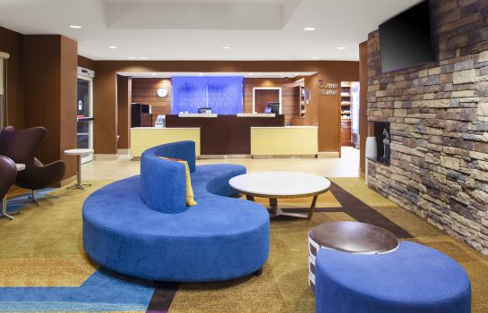Hotelhalle Fairfield Inn & Suites Macon