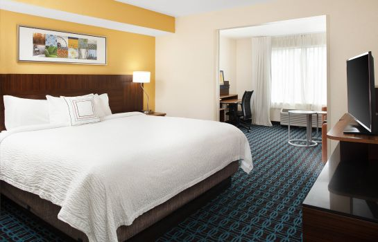 Suite Fairfield Inn & Suites Macon