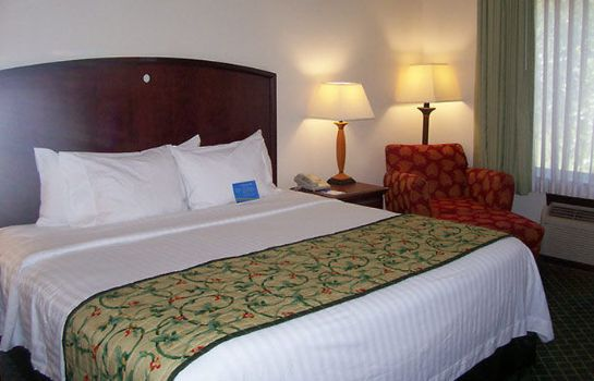 Kamers Fairfield Inn & Suites Macon