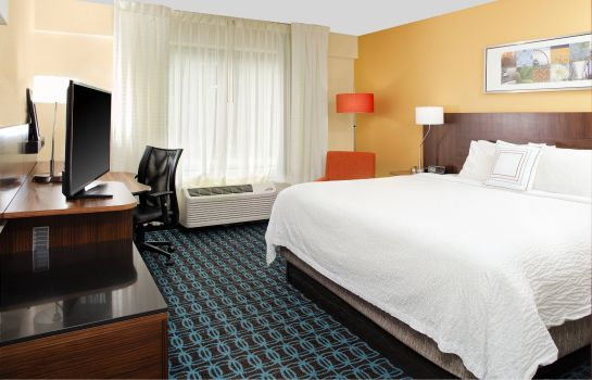 Chambre Fairfield Inn & Suites Macon