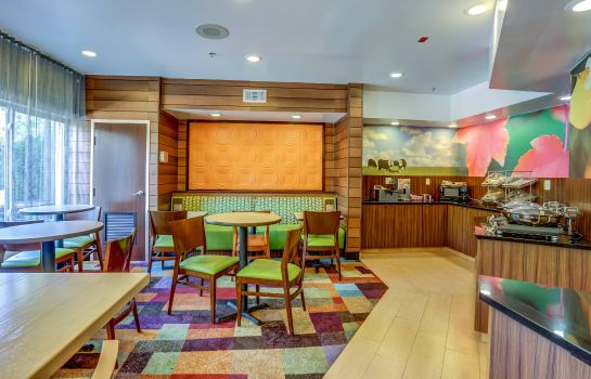Ristorante Fairfield Inn & Suites Memphis