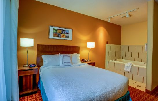 Zimmer Fairfield Inn & Suites Memphis