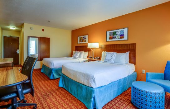 Camera Fairfield Inn & Suites Memphis