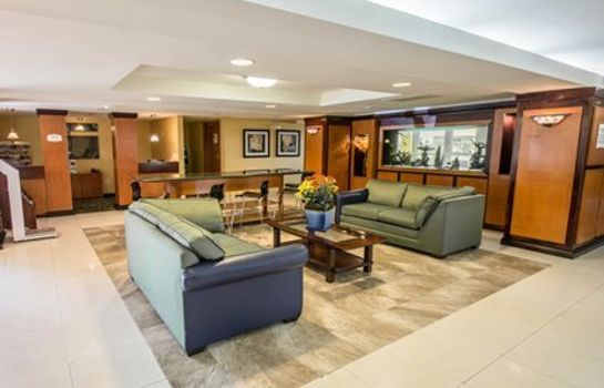 Hotelhalle Quality Inn Miami Airport