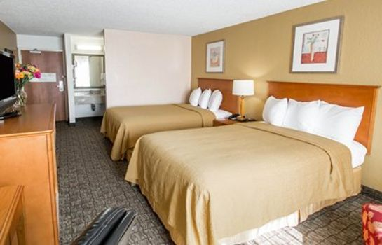 Zimmer Quality Inn Miami Airport