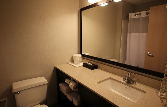 Zimmer BEST WESTERN PEARL CITY INN