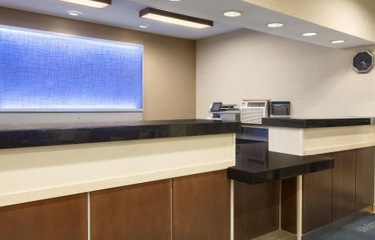 Hotelhalle Fairfield Inn & Suites Minneapolis-St. Paul Airport