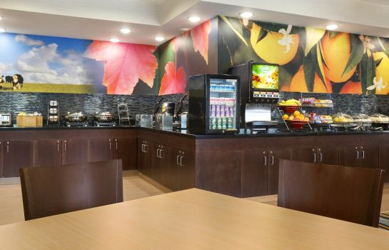 Restaurant Fairfield Inn & Suites Minneapolis-St. Paul Airport