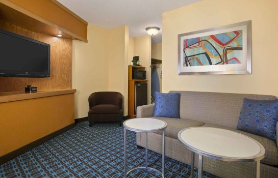 Zimmer Fairfield Inn & Suites Minneapolis-St. Paul Airport