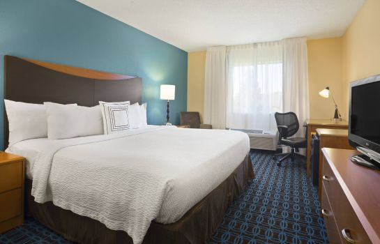 Chambre Fairfield Inn & Suites Minneapolis-St. Paul Airport