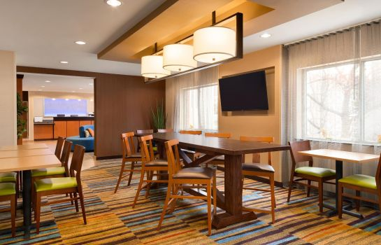 Restaurante Fairfield Inn & Suites Minneapolis Bloomington/Mall of America