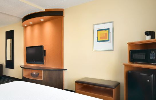 Habitación Fairfield Inn & Suites Minneapolis Bloomington/Mall of America