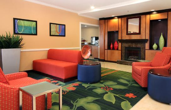 Hotelhalle Fairfield Inn & Suites Houma