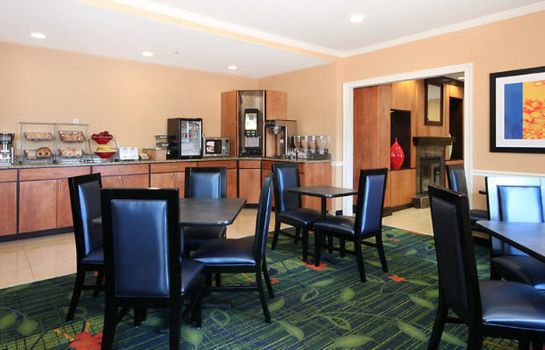Restaurant Fairfield Inn & Suites Houma