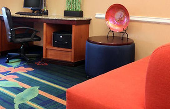 Info Fairfield Inn & Suites Houma