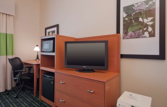 Zimmer Fairfield Inn & Suites Houma
