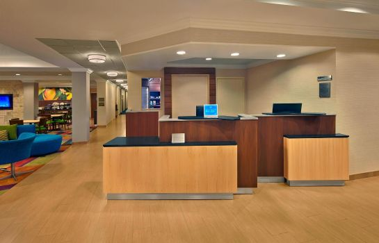 Hotelhalle Fairfield Inn & Suites Boca Raton