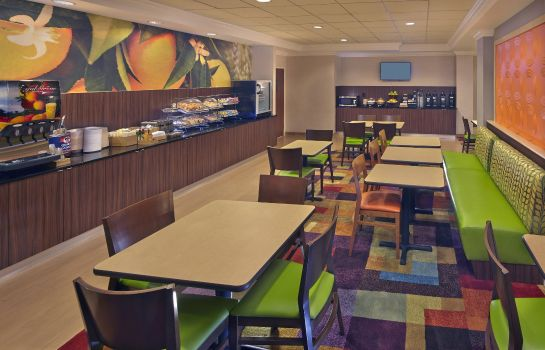 Restaurant Fairfield Inn & Suites Boca Raton
