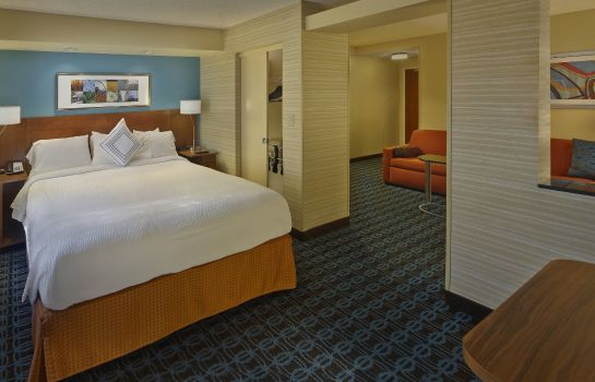 Suite Fairfield Inn & Suites Boca Raton