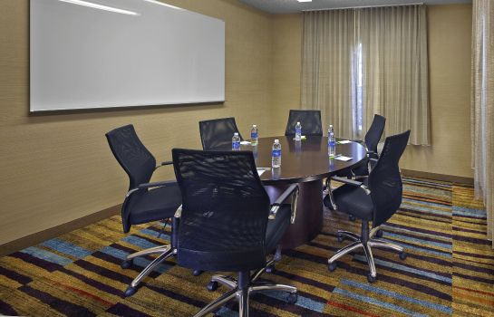 Tagungsraum Fairfield Inn & Suites Boca Raton