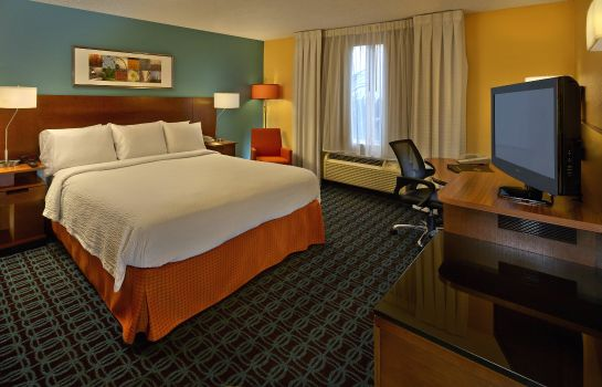 Zimmer Fairfield Inn & Suites Boca Raton