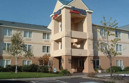 Außenansicht Fairfield Inn & Suites Portland Airport