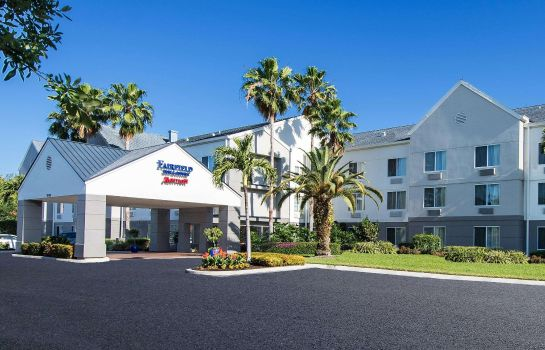 Außenansicht Fairfield Inn & Suites Fort Myers Cape Coral