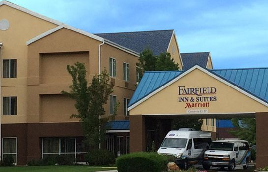 Außenansicht Fairfield Inn & Suites Salt Lake City Airport