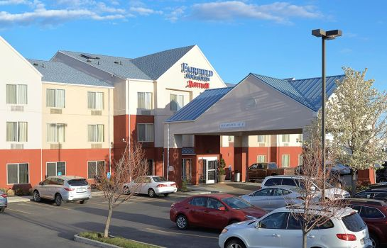 Außenansicht Fairfield Inn & Suites Salt Lake City South